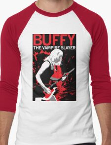 Buffy Rocks Men's Baseball ¾ T-Shirt