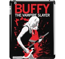 Buffy Rocks iPad Case/Skin