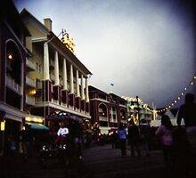 The Happiest Place On Earth-The Disney Boardwalk by sheshootsfilm