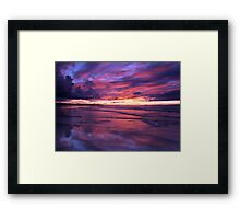 Moray Firth Framed Print