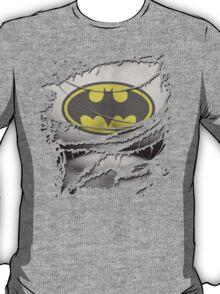 Batman Chest Ripped T-Shirt