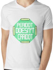 Peridot Doesn't Caridot Mens V-Neck T-Shirt