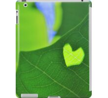Natural Love - Heart of Life iPad Case/Skin
