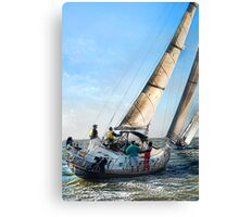Odyssey Pass Canvas Print