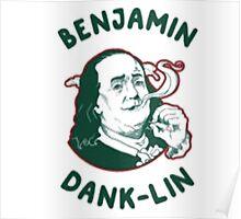 Benjamin Danklin Poster