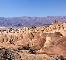 Zabriskie Point by Alex Preiss