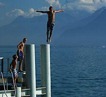 Jump! by Fran E.