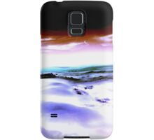 multi-color sky Samsung Galaxy Case/Skin