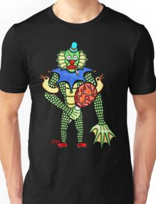 Clownture From The Black Lagoon Unisex T-Shirt