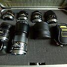 Leica R by Daniel Wills