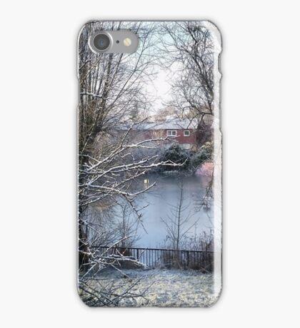 Got snow iPhone Case/Skin