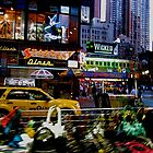 NYC  by bron stadheim