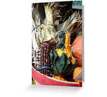 Autumn is Here! Greeting Card