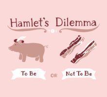 Hamlet's Dilemma by vonplatypus