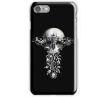 Metamorphosis Design on Black or Dark Color iPhone Case/Skin