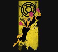 Yellow Lantern Corps Sinestro Unisex T-Shirt