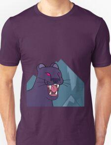 Panther, dark violet - Gravity Falls T-Shirt