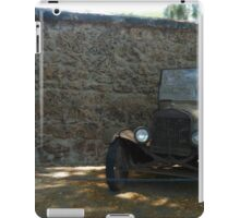 Old Car iPad Case/Skin