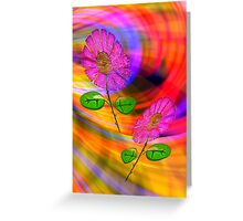 Be Happy Feng Shui Greeting Card