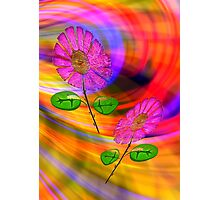 Be Happy Feng Shui Photographic Print