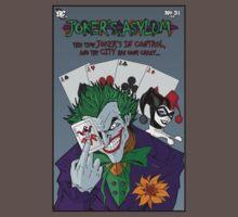 Joker's Asylum One Piece - Short Sleeve