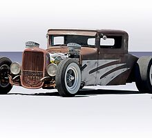 1930 Dodge 'Cross Ram' Rat Rod by DaveKoontz