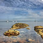 BRODDICK BAY - ARRAN by MIKESCOTT