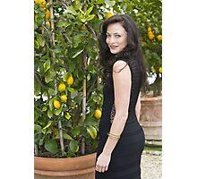 Lara pulver  Photographic Print