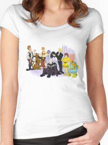 Pesky Rebels Women's Fitted Scoop T-Shirt