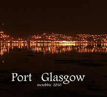 Port Glasgow by Alexander Mcrobbie-Munro
