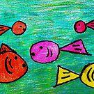 Tank of fish by mrfriendly