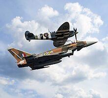 Spitfire Typhoon by J Biggadike