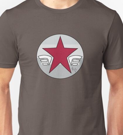 Star and WIngs  Unisex T-Shirt
