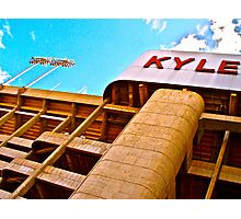 Kyle Field 2, Texas A&M University Photographic Print