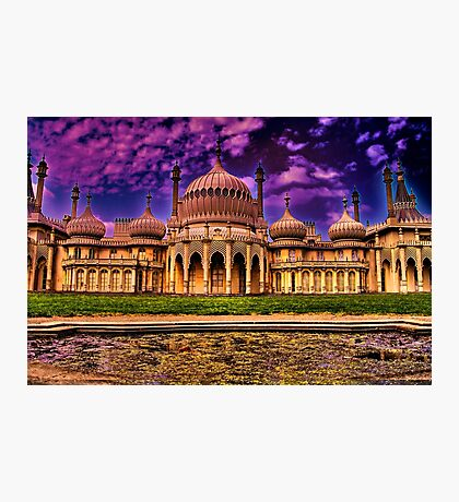 The Royal Pavilion  Photographic Print
