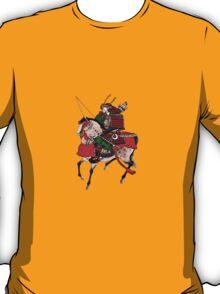 Samurai 4 T-Shirt
