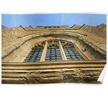 Harrietsham Church Tower Poster