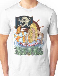Marijuana Maui Wowee T-Shirt Unisex T-Shirt