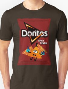 Bill Cipher Demon Doritos T-Shirt