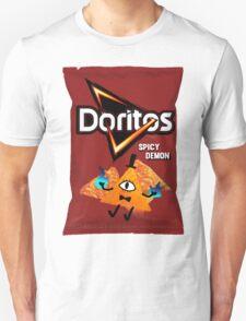 Bill Cipher Demon Doritos T-Shirt