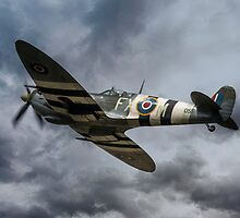 The Kent Spitfire by J Biggadike