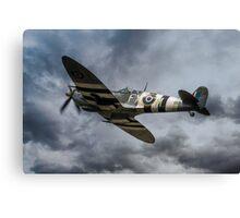 The Kent Spitfire Canvas Print