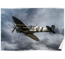 The Kent Spitfire Poster