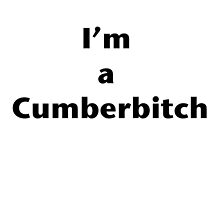 I'm a Cumberbitch by imoulton