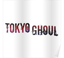 Tokyo Ghoul Title Poster