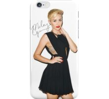 Miley Cyrus case iPhone Case/Skin