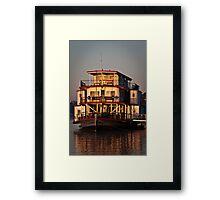 Golden Morning -Ps Marion  Framed Print