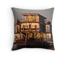 Golden Morning -Ps Marion  Throw Pillow