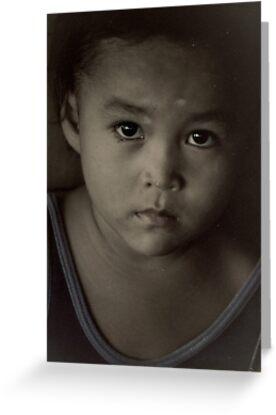 And he had eyes of coal, Bangkok 1985 by madworld