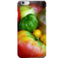 Summer's Bounty iPhone Case/Skin